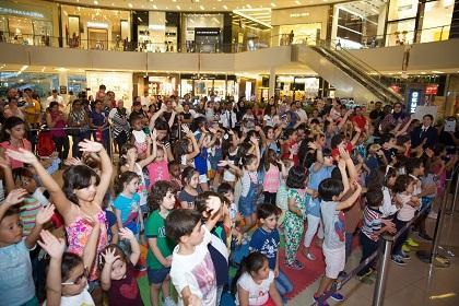 Dubai Summer Surprises 2016 kicks off today