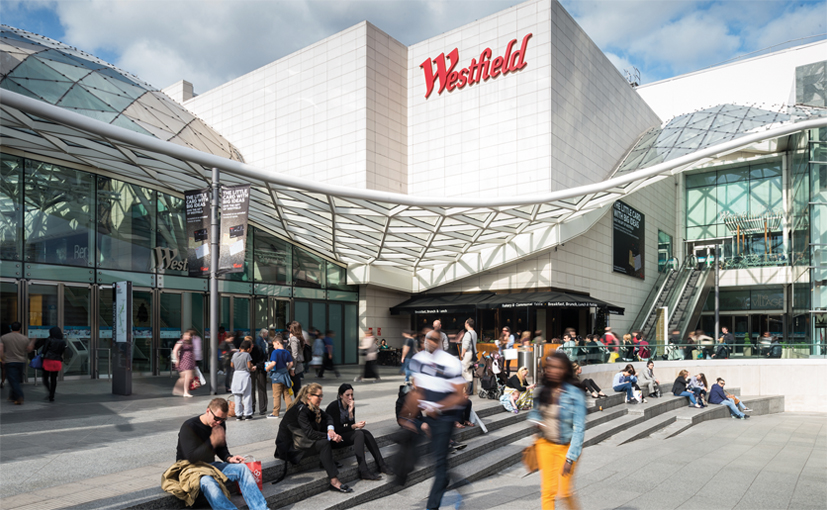 Stratford Shopping Centre Car Park