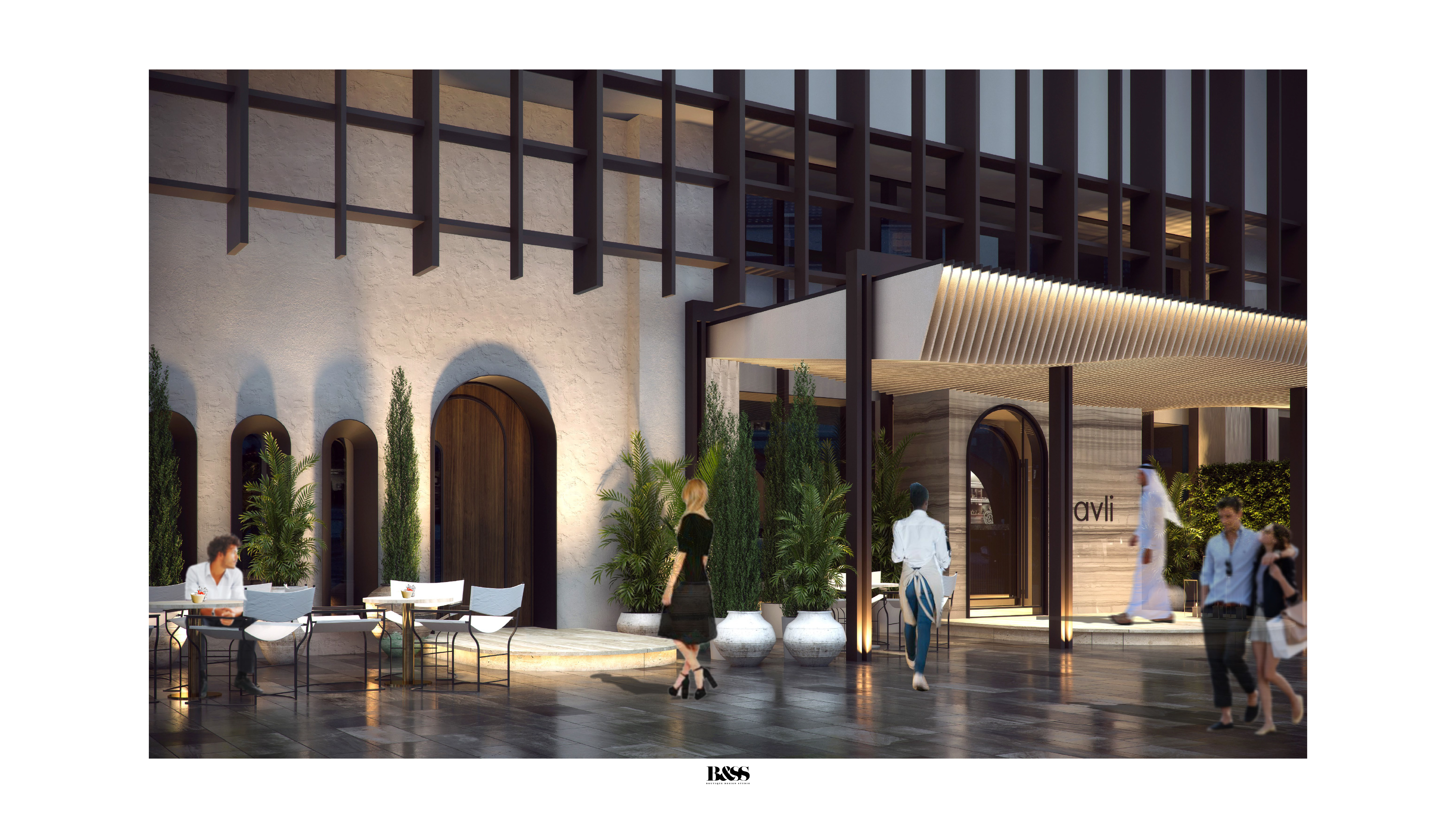 Avli By Tashas Set For A January 2019 Opening In Difc Retail News Latest Retailing Retail Industry Business Information And Future Of Retail Business In Middle East Images Retailme