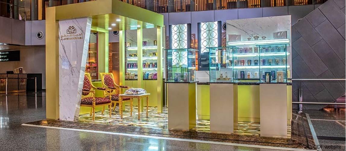 Al Jazeera Perfumes Boutique Opens In Qatar Duty Free Retail