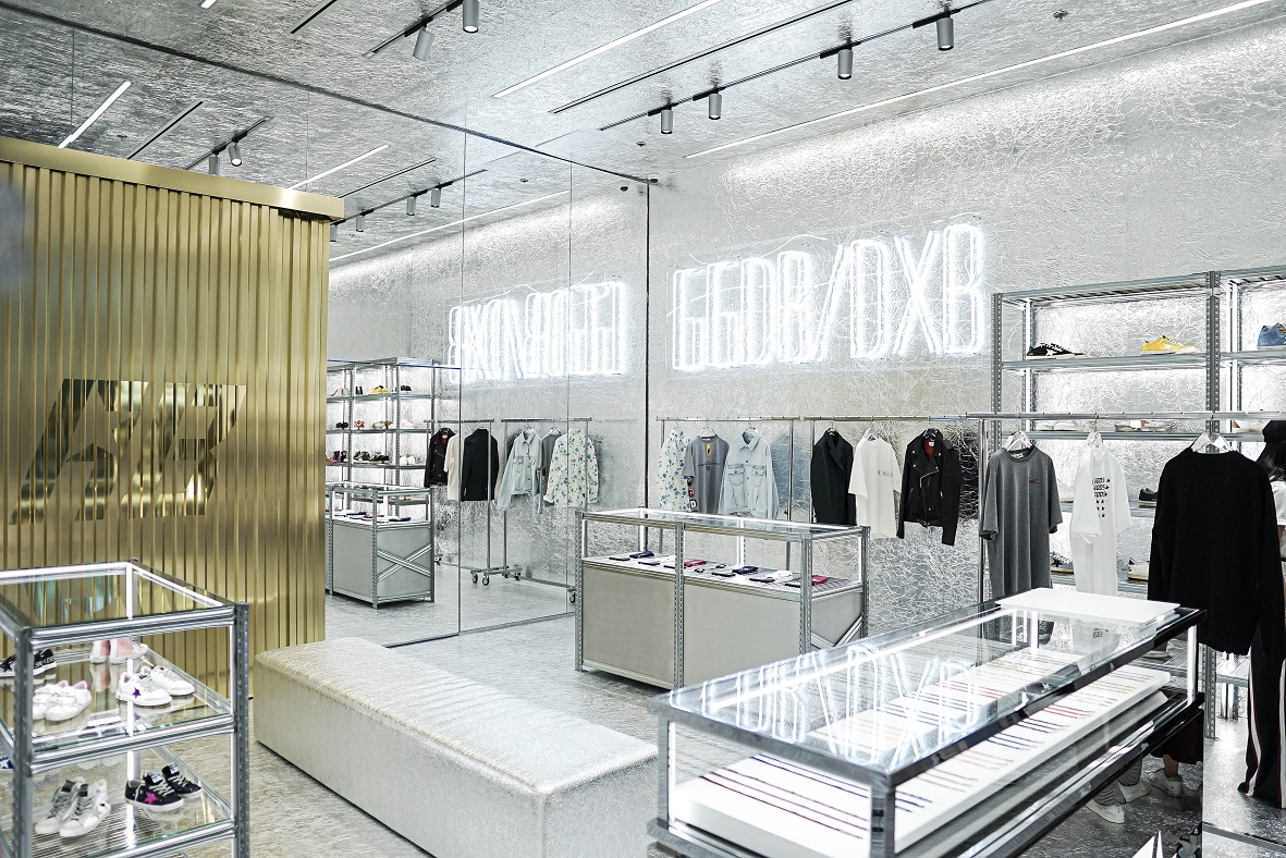 Golden Goose flagship store now open in