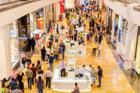 UAE shopping malls reopen with reduced hours