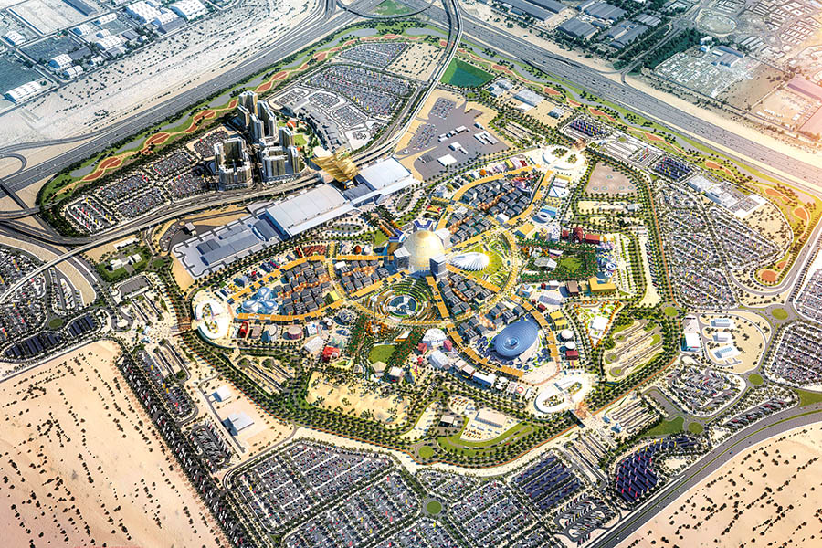 New dates proposed for Expo 2020 Dubai