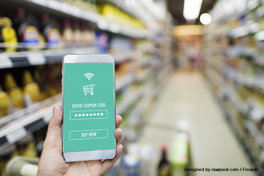 Online grocery searches up 560% in the UAE