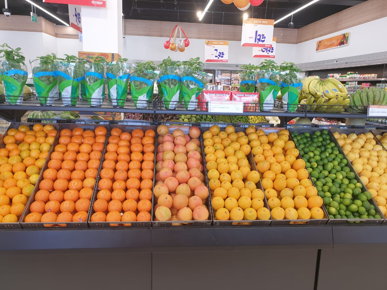 Almaya opens first supermarket in RAK