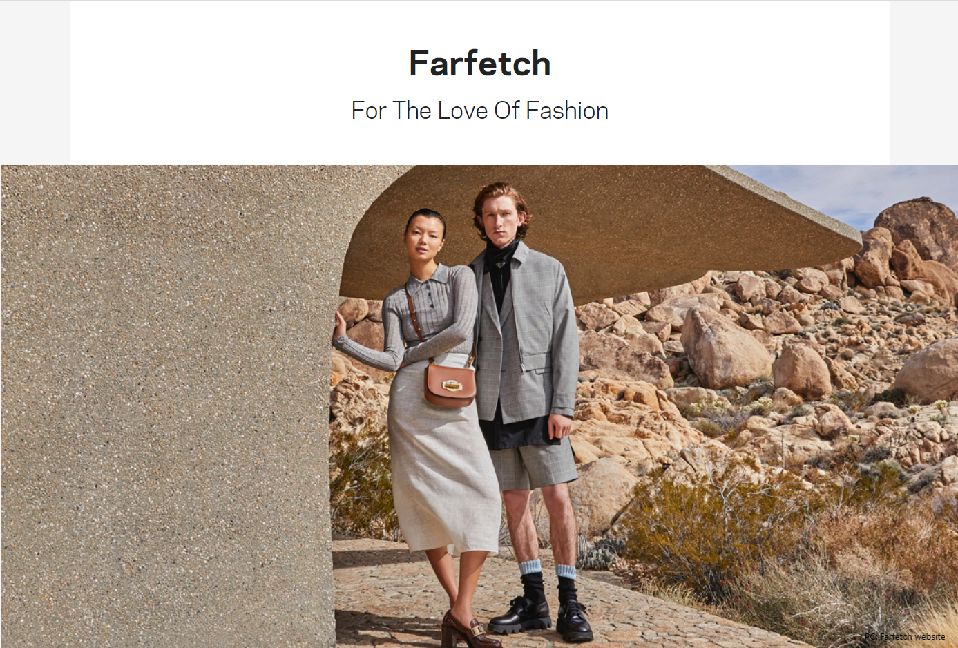 Farfetch records growth amidst crisis