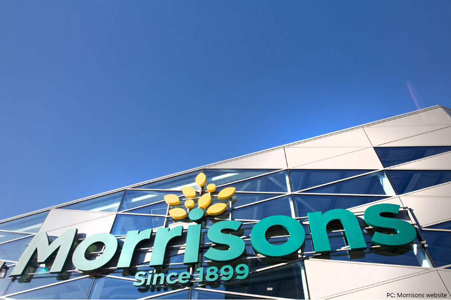 Morrisons, Amazon expand grocery delivery across UK