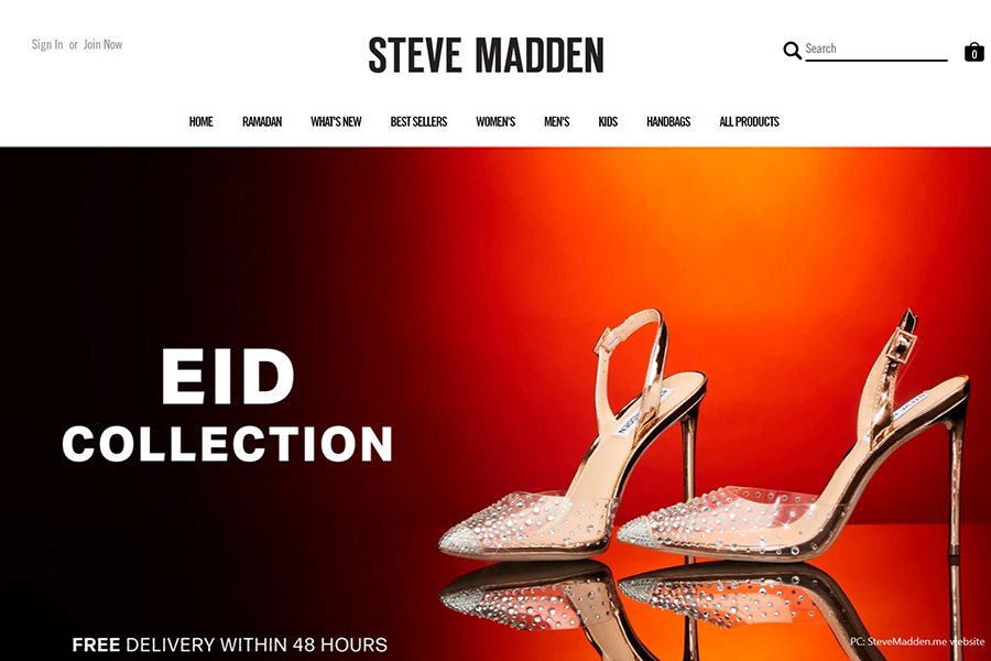 Steve Madden strengthens omnichannel presence
