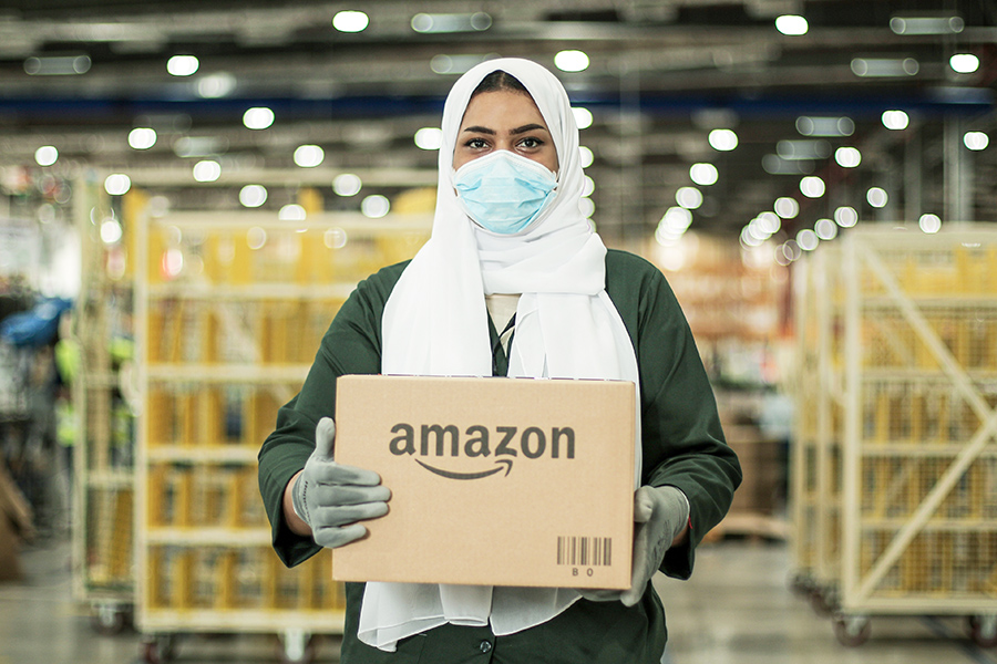 Saudi consumers can now shop on Amazon.sa