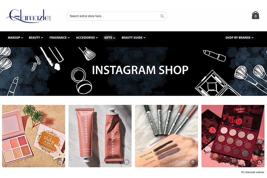 Online beauty brand Glamazle records 40% growth