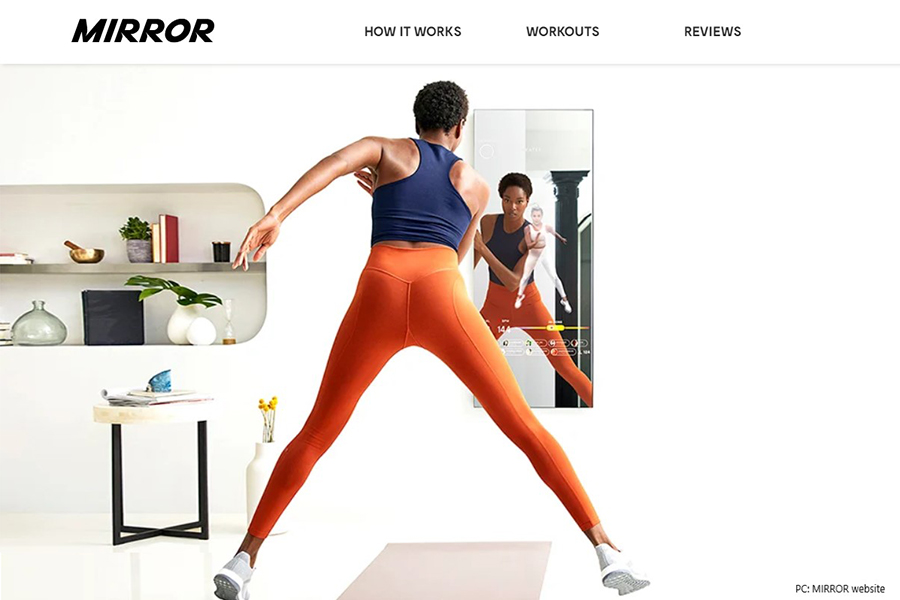 lululemon to buy in-home fitness brand MIRROR