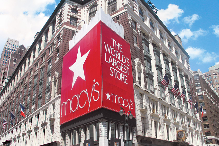 Macy's announces restructuring amidst COVID-19