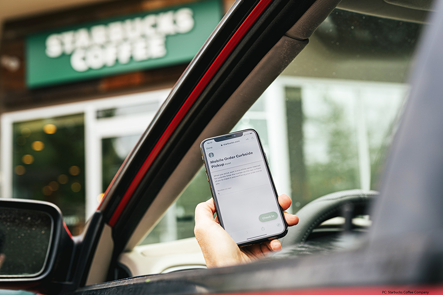 Starbucks to integrate physical-digital CX