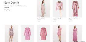 Fashion brand DVF digitally reboots in China