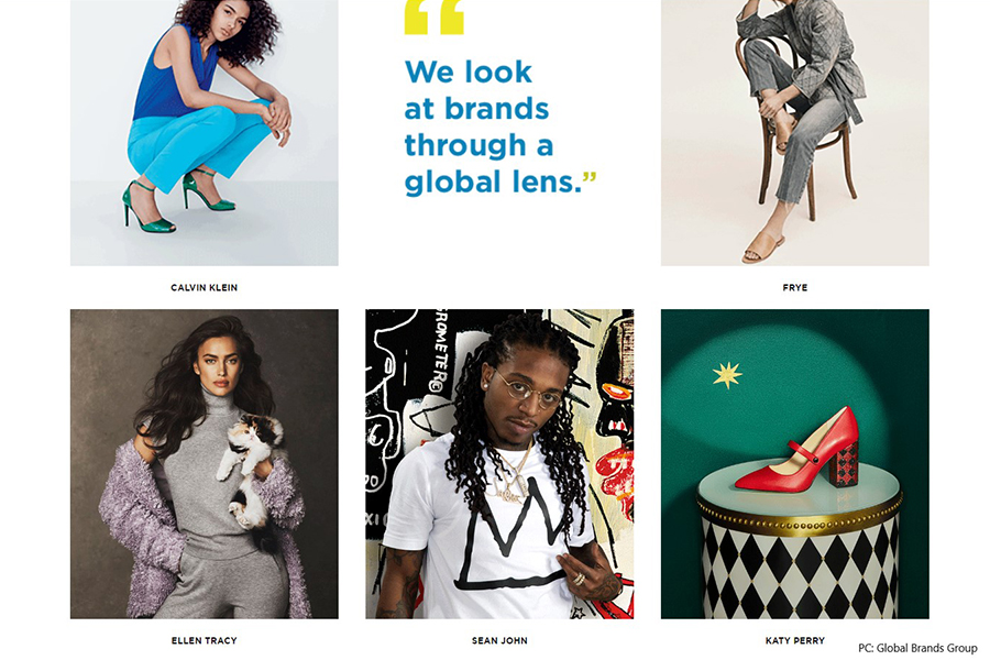 Global Brands' revenues decline 28.5%