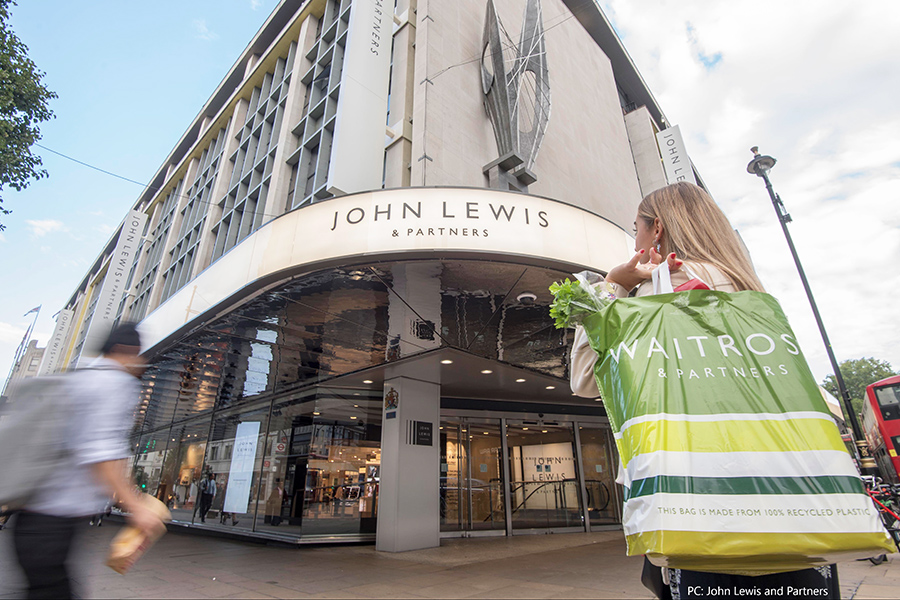 John Lewis shutters eight stores