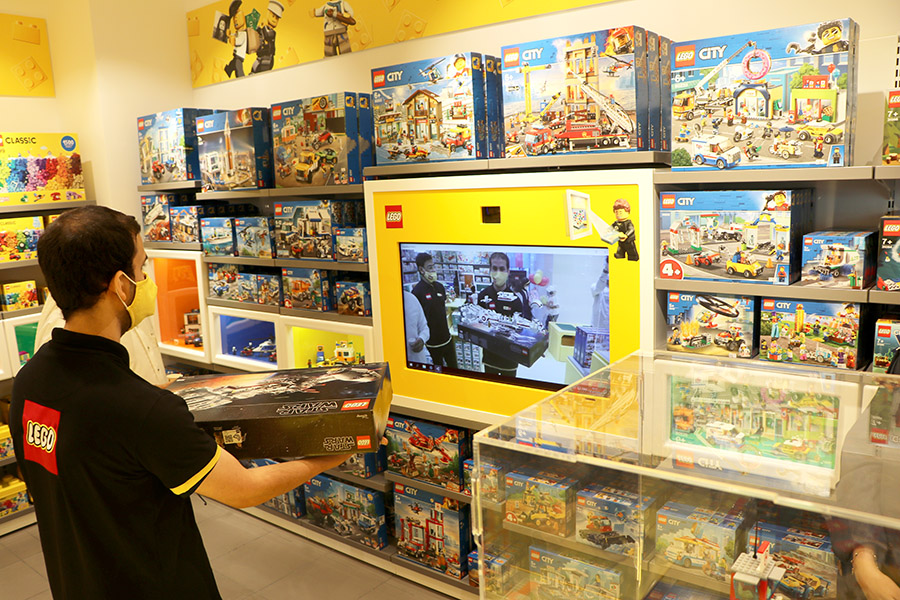 LEGO KSA exceeds initial sales projection by 3X