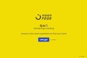 noon.com ventures into food delivery