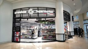 Grandiose supermarket is now open at Marina Walk