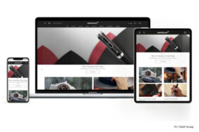 Montblanc partners with YOOX NET-A-PORTER GROUP