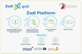 Dubai Trade launches Zadi