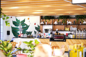 Dubai Festival City's Al Areesh Club launches a food hall