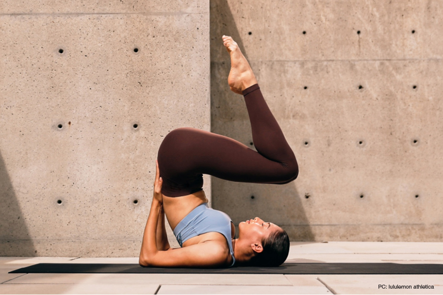 """lululemon is leveraging its """"omni potential"""""""