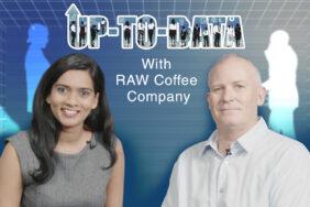 upto data raw coffee company
